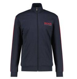BOSS Herren Loungewear-Sweatjacke Authentic Jacket Z in M oder L nur 57,72€