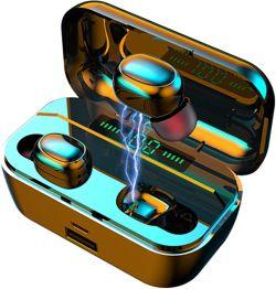 Docooler Wireless TWS Bluetooth In-Ears mit 3.500mAh Ladebox für nur 9,79€
