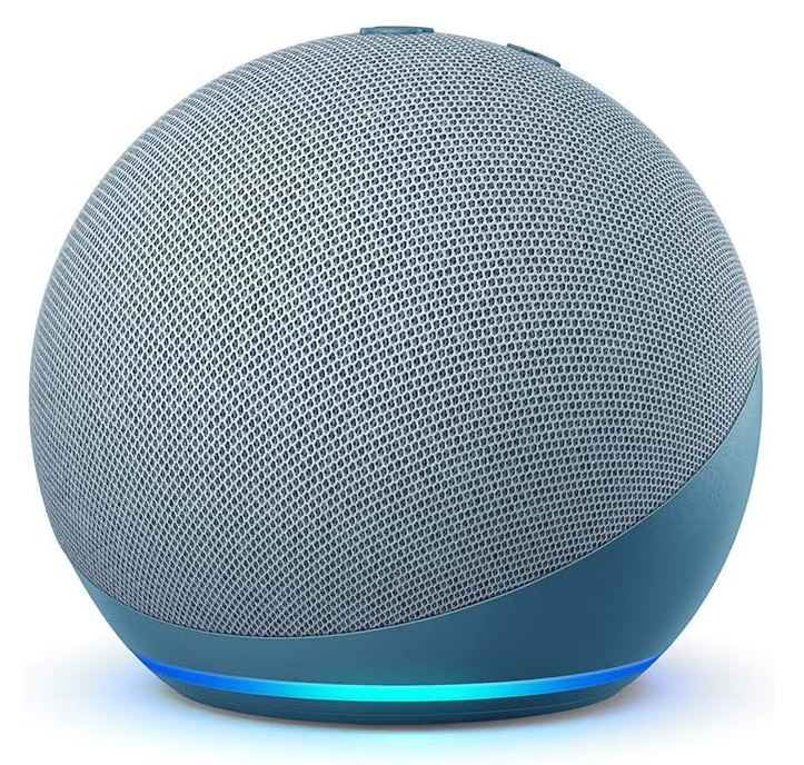 Echo Dot (4. Generation) - Blaugrau