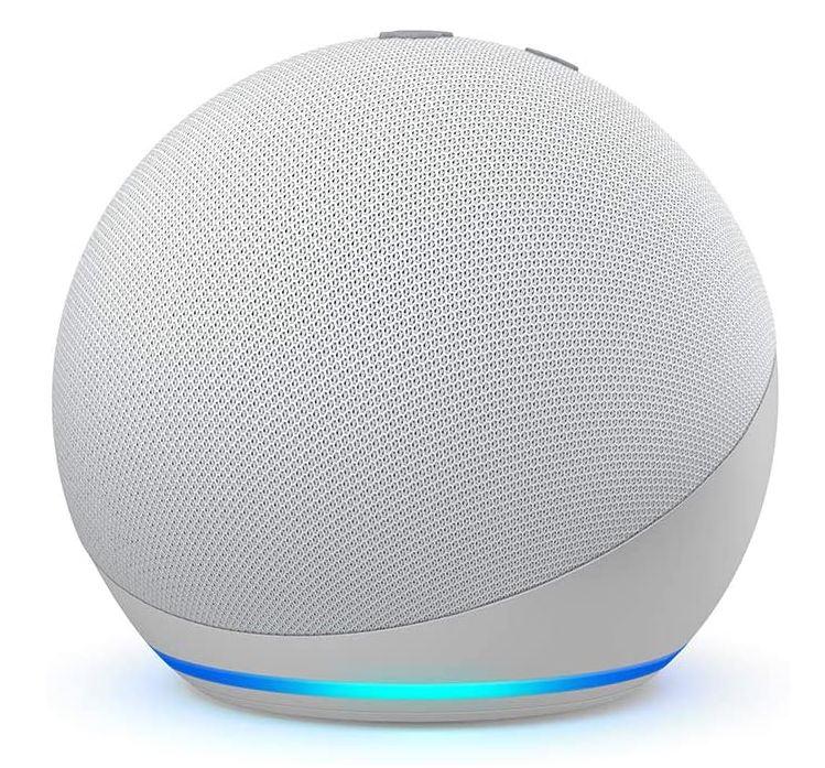 Echo Dot (4. Generation) - Weiß