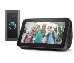 Echo Show 5 (2. Generation) + Ring Video Doorbell Wired für zusammen 59,99€