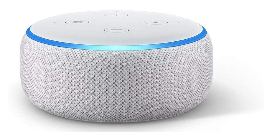 Echo Dot (3. Generation) - Sandstein