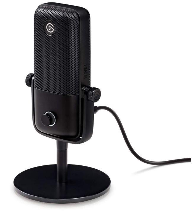 Elgato Wave:1 Premium-USB-Kondensatormikrofon für nur 99,99€ (statt 126€)