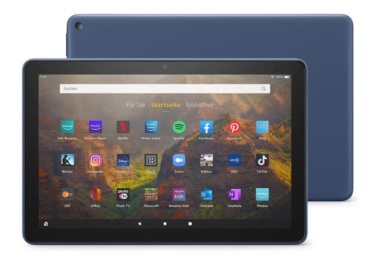 Fire HD 10 Tablet - Blau