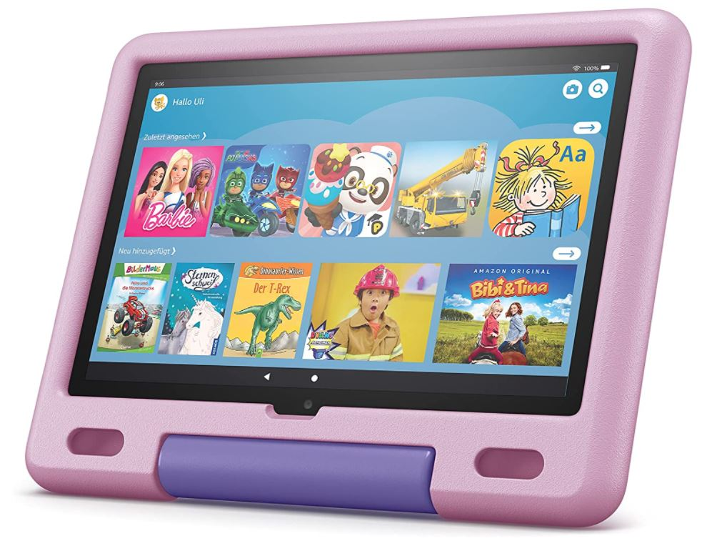 Fire HD 10 Kids-Tablet - Lavendel