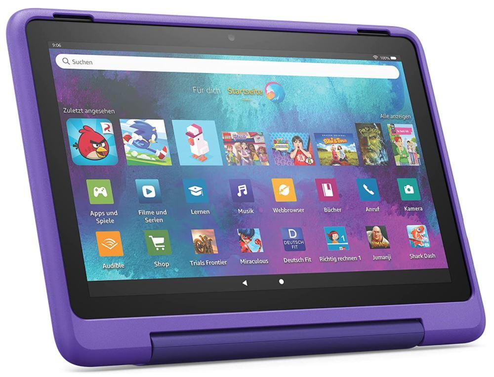 Fire HD 10 Kids Pro-Tablet - Graffiti