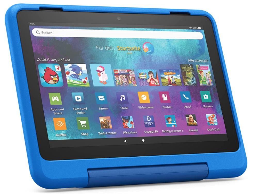 Fire HD 8 Kids Pro-Tablet - Himmelblau