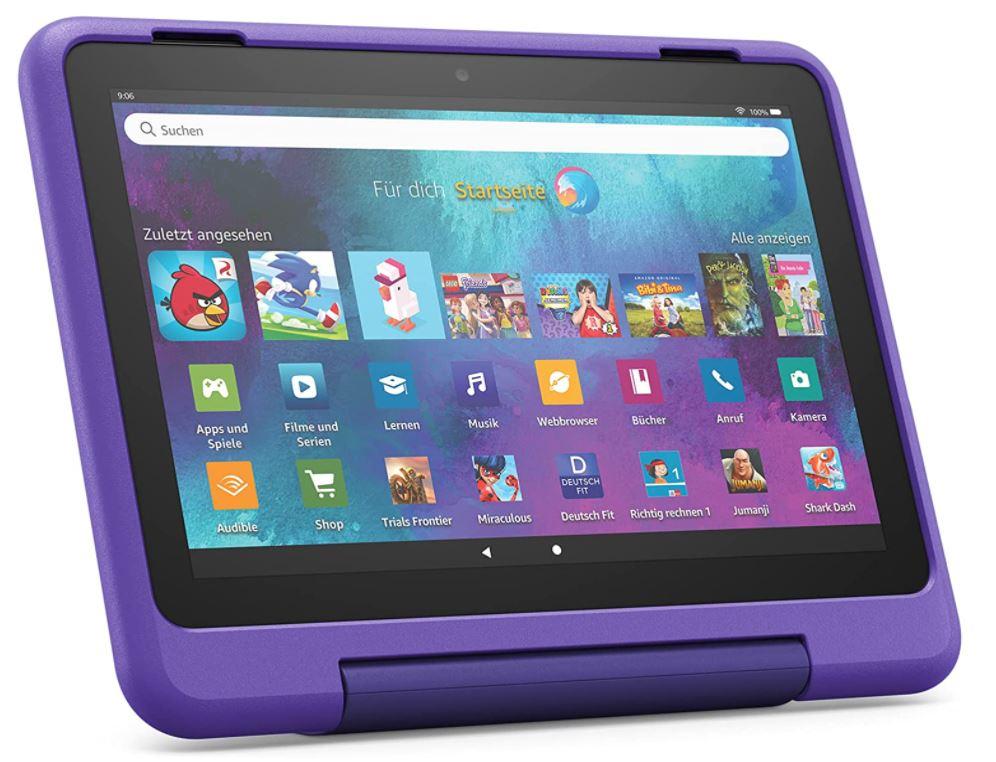 Fire HD 8 Kids Pro-Tablet - Graffiti