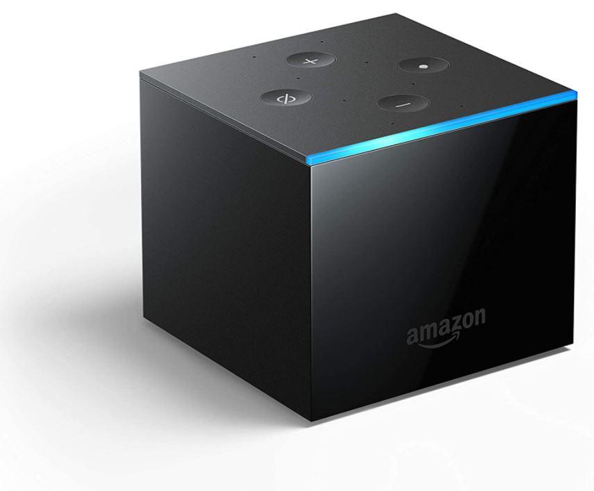 Fire TV Cube 4KUltraHD-Streaming-Mediaplayer
