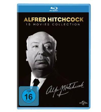 Alfred Hitchcock Collection (Blu-ray) für nur 45,98€ inkl. Versand