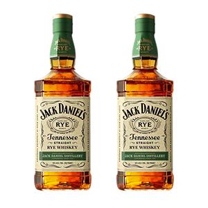 2x 1 L Jack Daniel's Rye (45%) für nur 58,50€ inkl. Versand
