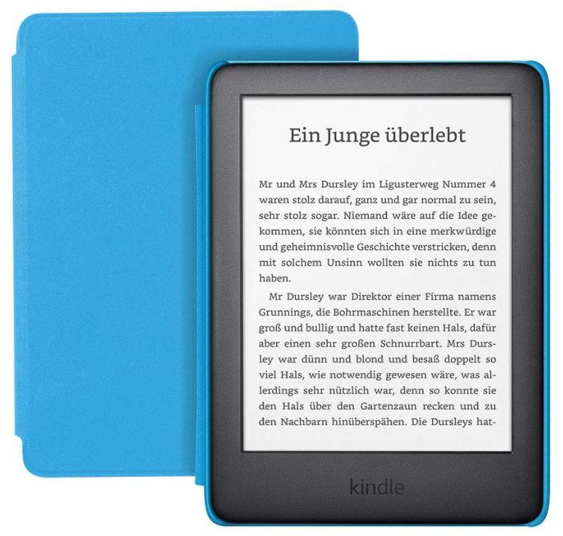 Amazon Kindle Kids - Blau