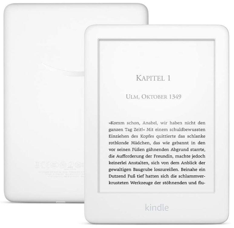 Amazon Kindle - Weiß