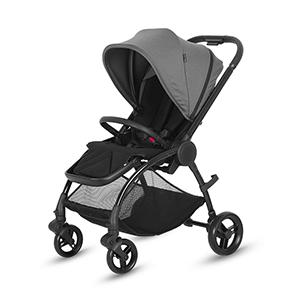 knorr-baby Sportwagen Kira in Schwarz-Taupe für nur 169,99€ inkl. Lieferung