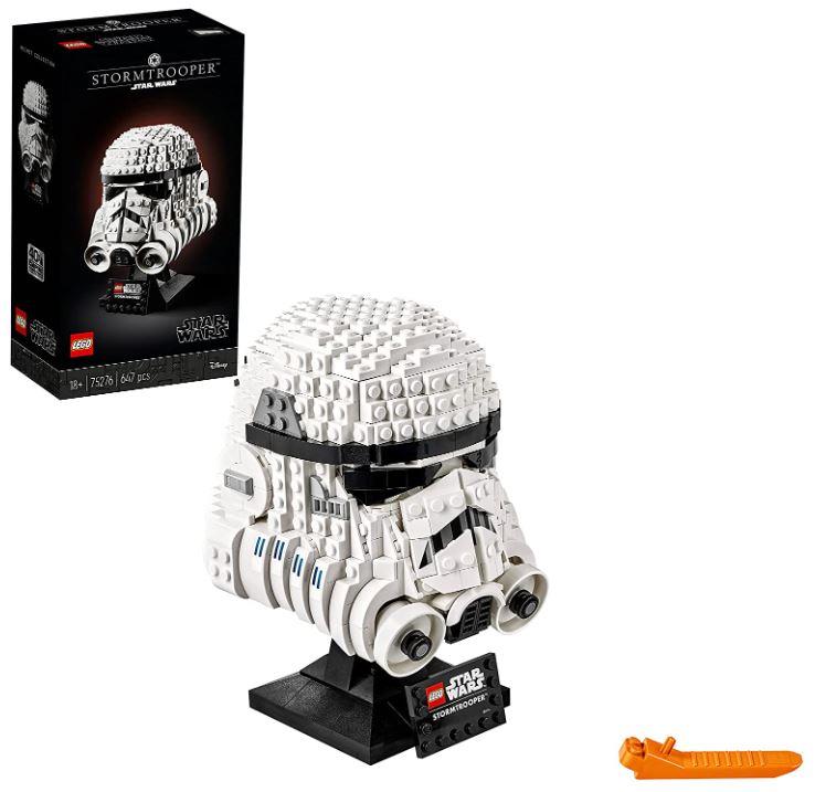 Lego 75276 Star Wars Stormtrooper Helm für nur 35,71€