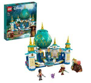 Lego 43181 Disney Princess Raya und der Herzpalast Spielset für nur 49,89€ inkl. Versand