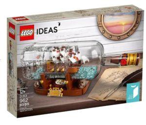 Lego Ideas 21313 Schiff in der Flasche für nur 75,94€ inkl. Versand