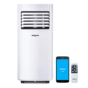 MEDION Smarte mobile Klimaanlage MD 37215 für nur 224,95€ (Vergleich: 287,94€)