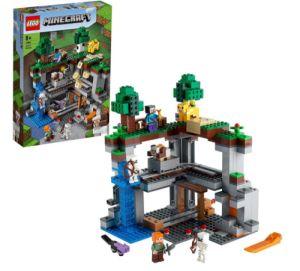 Lego 21169 Minecraft