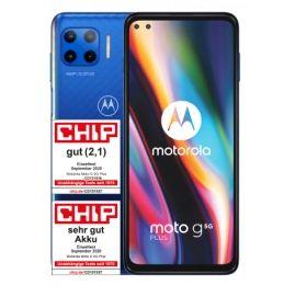 Motorola Moto G 5G Plus 64GB mit 7GB VF Crash Tarif für 12,99€ mtl. + einmalig 19,99€ (50€ Bonus bei Rufnummernmitnahme)