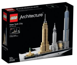Lego Architecture Sammeldeal: Ney York City, Tokio und Paris im Angebot!