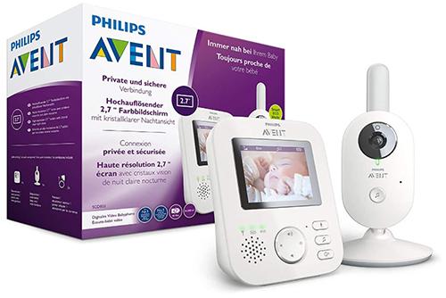 Philips AVENT SCD833/26 Video-Babyphone für nur 115,19€ (statt 150€)