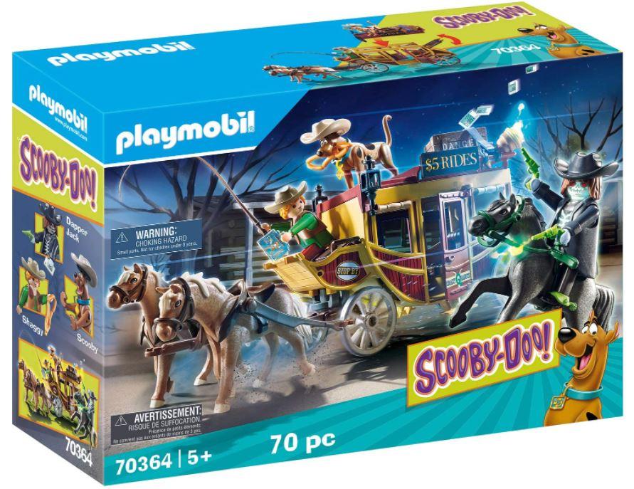 PLAYMOBIL SCOOBY-DOO! 70364 Abenteuer im Wilden Westen für nur 22,95€ (statt 29€)