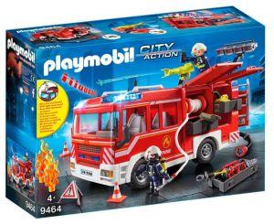 Playmobil City Action 9464 Feuerwehr-Rüstfahrzeug für nur 32,99€ inkl. Versand