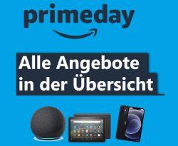 Übersichtstabelle der besten Amazon Primeday Deals