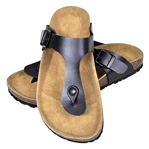 Ksodgun Damen Biokork-Sandalen für nur 9,86€ inkl. Versand