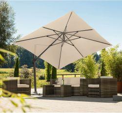 300 x 300 cm Sonnenschirm Schneider Rhodos Twist 730-02 für 279,99€