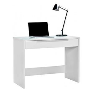 Schreibtisch Mailand (Weiß, 97 x 76 x 50 cm) für nur 94,99€ inkl. Versand