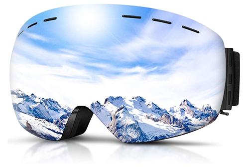 DADA-PRO Skibrille mit rahmenlosem Design für nur 13,49€