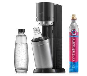 SodaStream Duo Titan Wassersprudler inkl. Reservezylinder und je zwei Flaschen (Plastik und Glas) für nur 99,99€ inkl. Versand