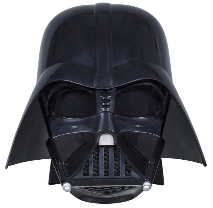 Hasbro Star Wars E0328EU4 - Star Wars The Black Series Replica Darth Vader Helm für nur 89,99€ (statt 153€)