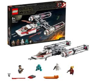 Lego 75249 Star Wars Widerstands Y-Wing Starfighter Bauset für nur 43,99€ inkl. Versand