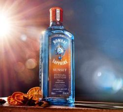 Bombay Sapphire Sunset Special Edition Gin 0,5L für 16,99€