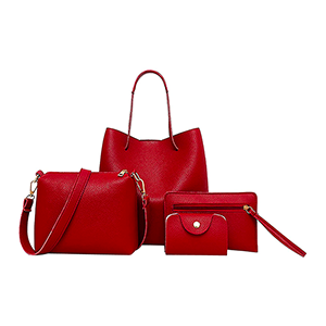 4-teiliges DYong Damen Taschen-Set für nur 9,93€ inkl. Versand