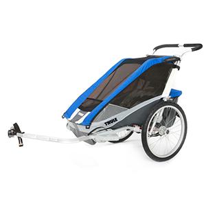 THULE Chariot Cougar 1 Kinderfahrradanhänger für nur 481,55€ (statt 630€)