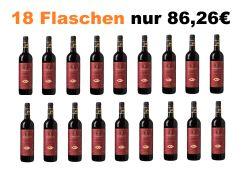 18 Flaschen Caballo de Oro Valdepenas DOP Reserva für nur 86,26€