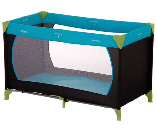 Hauck Reisebett Dream'n Play, waterblue für nur 25,49€ inkl. Versand