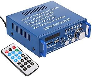 Docooler 600W Mini Audio Leistungsverstärker (BLJ-253B) für 21,60€
