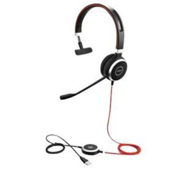 Jabra Evolve 40 MS mono Headset für nur 39,99€ inkl. Versand