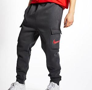 Nike Court Print Cargo Herrenhose (in Anthrazit) für 29,99€ inkl. Versand (statt 45€)