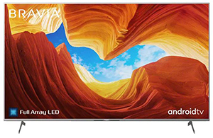 SONY KE-65XH9077 LED TV (Flat, 65 Zoll, UHD 4K, SMART TV, Android TV) für nur 787,48€