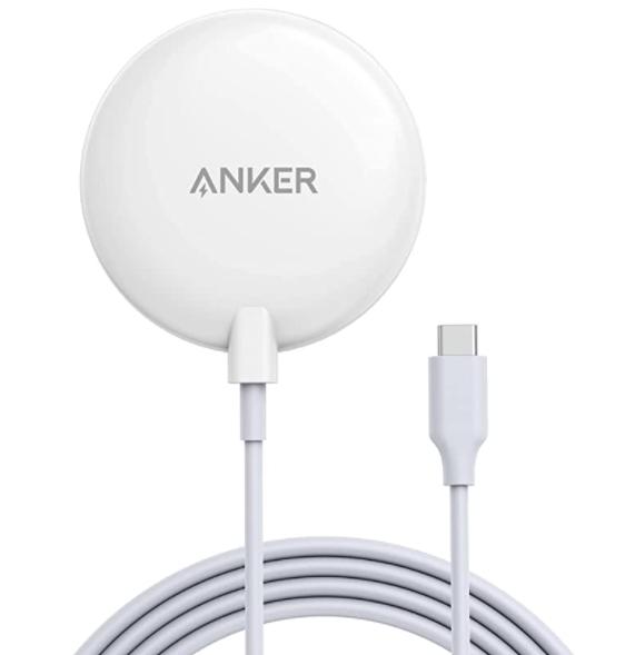 Anker PowerWave Magnetisches kabelloses Ladepad für nur 7,99€ bei Prime-Versand