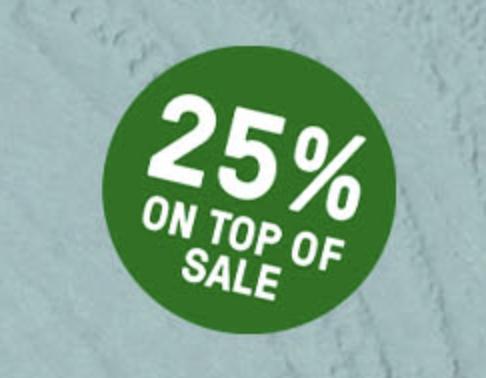 Großer HHV Urban Fashion Sale mit über 3800 Artikeln + 25% Extra-Rabatt mit Gutscheincode