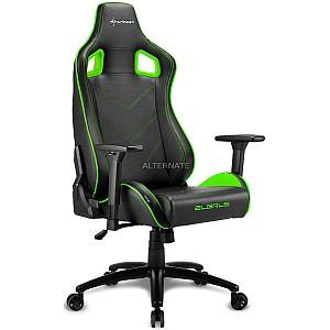 Sharkoon ELBRUS 2 Gaming-Stuhl (schwarz/grün) für 159,90€ (statt 195€)