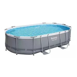 Bestway Power Steel Frame Pool (488cm x 305cm x 107cm) für nur 433,99€