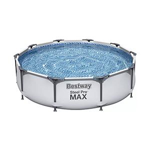 Bestway Steel Pro Max Frame Pool (305 x 76 cm) mit Pumpe für nur 93,85€